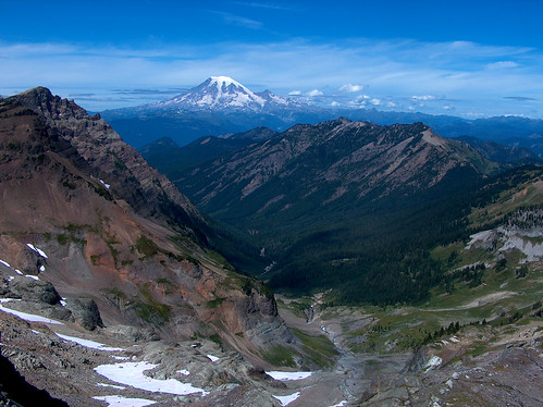 96-Mt Rainier Packwood Valley