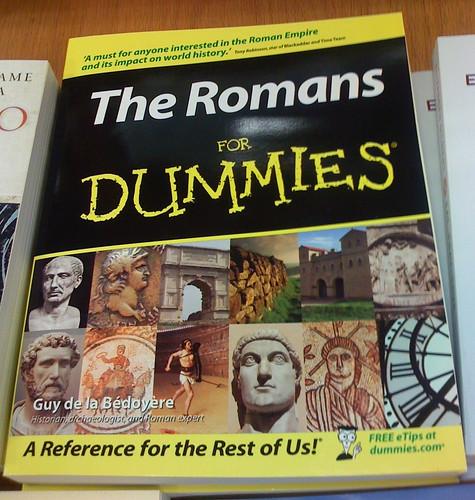 RomansForDummies
