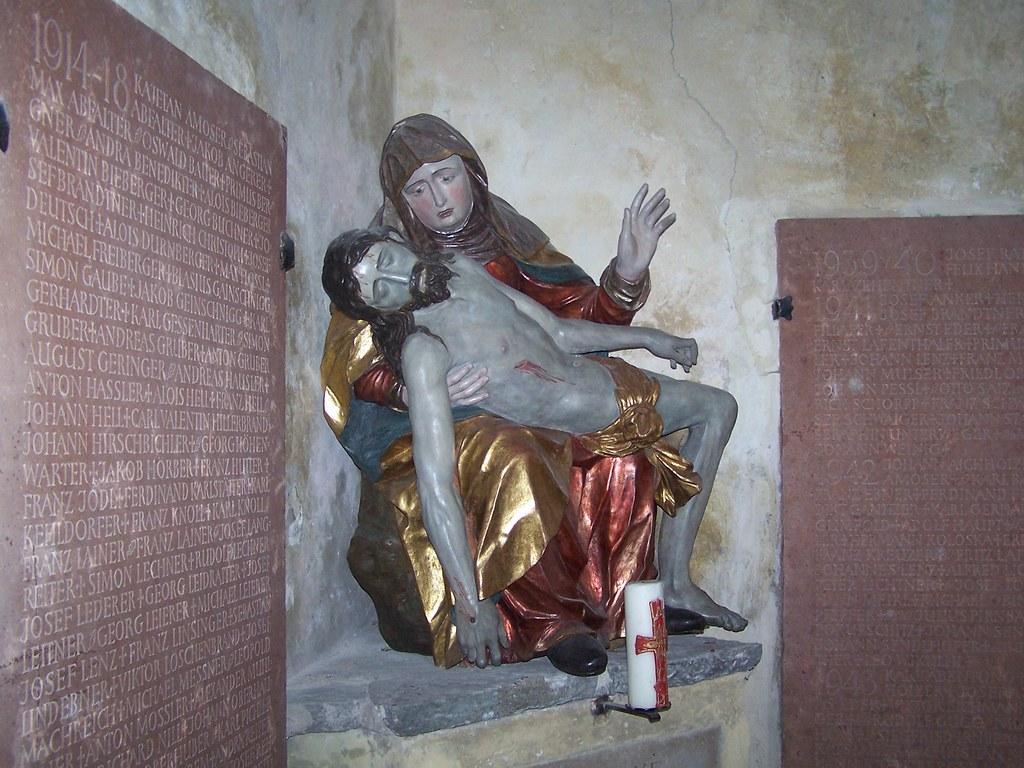 Pietà a Nikolauskirche
