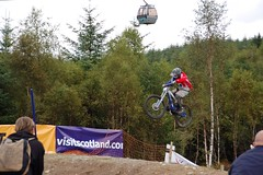 UCIFtBillDH08 (wunnspeed) Tags: scotland europe mountainbike downhill worldcup fortwilliam uci