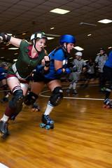 CCRG Sept. Bout (epmd_derby) Tags: rollerderby rollerskates derby quads charmcityrollergirls ccrg mobtownmods nightterrors speedregime junkyarddolls puttyhillskateland