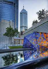 The Crystal Complex (Stuck in Customs) Tags: pictures china lighting travel light panorama art texture water colors lines modern composition work reflections painting photography hongkong intense nikon perfect exposure shoot artist mood photographer shot angle photos mosaic unique background details d2x perspective atmosphere images best edge processing pro framing capture tones hdr masterpiece treatment mostviewed highquality stuckincustoms treyratcliff