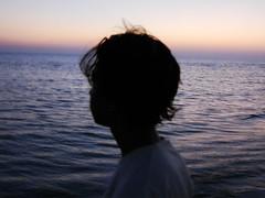 X  friend (aZ-Saudi) Tags: sunset sea sky friend x arabic saudi arabia ksa arabin arabs