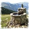 Fontaine de montagne / Moutain fountain (B€rn@rd) Tags: water rochers paysage p4 nikon nature mountain monument montagne france eau couleurs coolpixp4 coolpix color alpes fontaine fountain rock alps wonderfulworldmix alp europe french bernardgaillot b€rnrd bernard gaillot