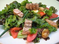 tuna salad from Tender Greens