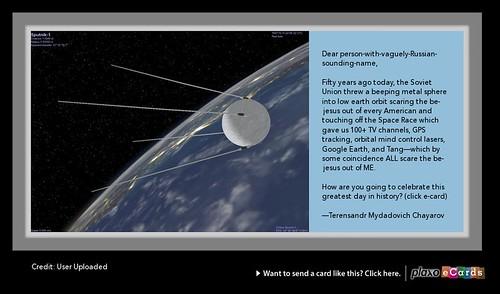Happy Sputnik Day