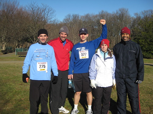 2009 Hamilton Hangover 5 Mile Run
