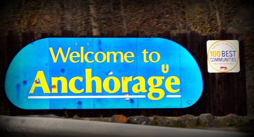 Welcome to Anchorage