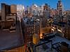 Office view (widest) (scottdunn) Tags: newyork twilight chelsea cityscape officeview manhattan manhattanskyline notkap olympusep1