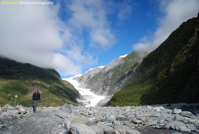 Walk to Franz Josef Glacier