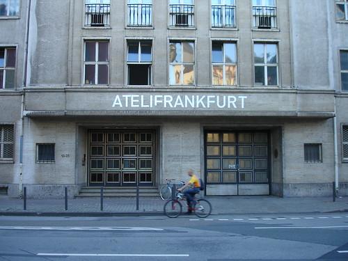 Atelierfrankfurt Außenansicht