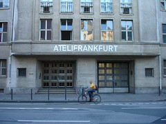 Atelier Frankfurt a big player among Frankfurt artspaces