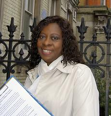 Councillor Winnie Smith