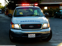AMR Medic 8 (YFD) Tags: ford expedition canon fire sunnyvale action 911 firetruck emergency medic paramedic ems firedepartment amr dps americanmedicalresponse departmentofpublicsafety qrv eos7d quickresponsevehicle