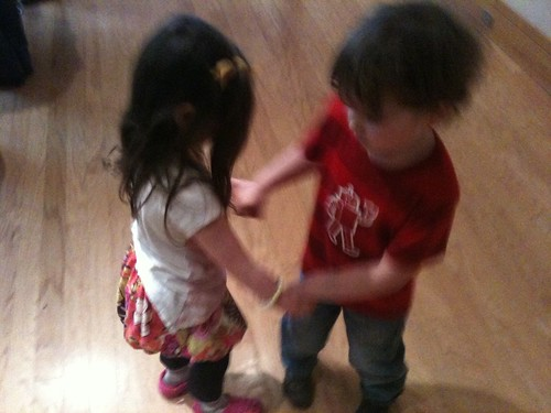 willow and dylan dancing