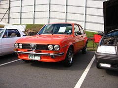 Alfasud (Ben Kraal) Tags: alfa romeo italiancars alfasud racqmotorfest2007