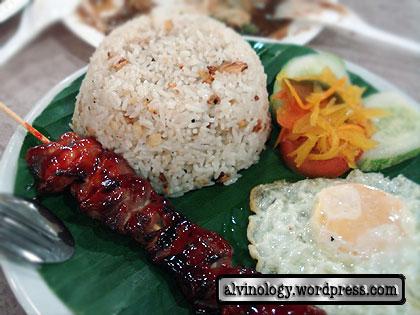 BBQ rice again