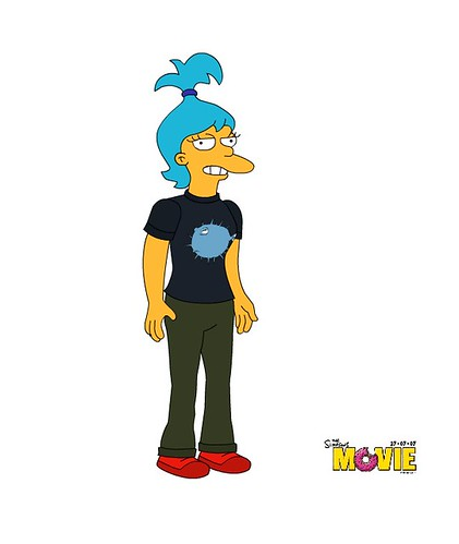 Maktaaq Simpsons Avatar
