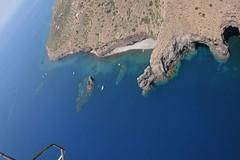 Filicudi - Siccagni , Grotte e perciato