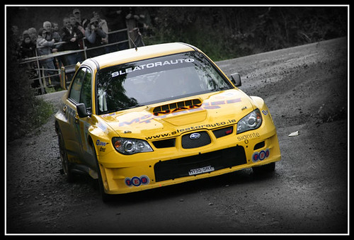 Donegal International Rally, 2007