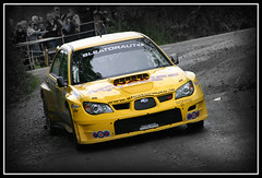 Donegal (moi_images) Tags: car june rally wrc subaru picaday donegal 2007