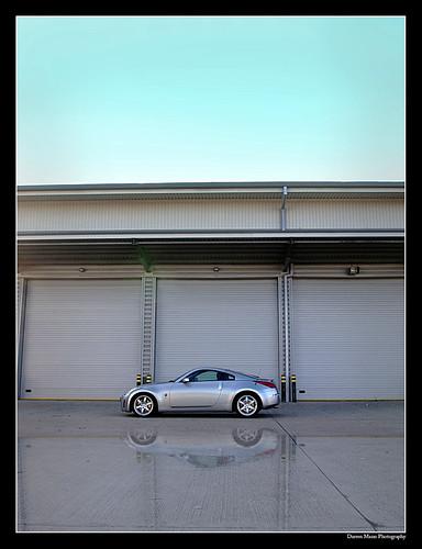 Nissan 350Z photoshoot