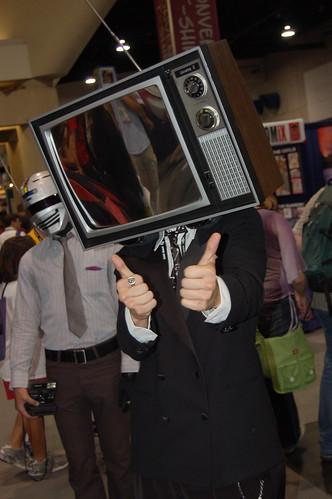 Comic Con 2007: Mr Telelvison