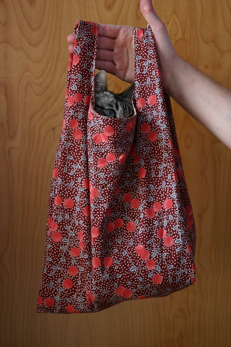 The cherry bag
