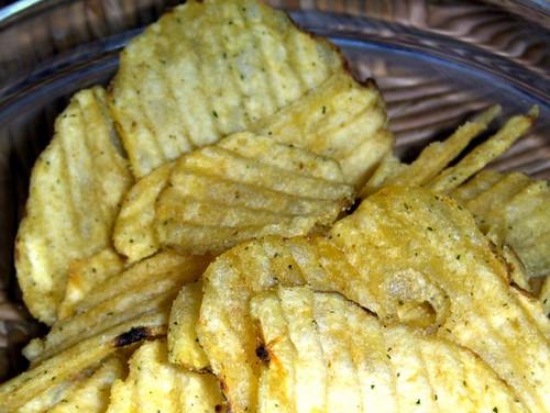 'Shroom Chips