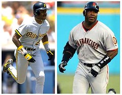 Barry Bonds, Before & After
