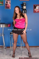 0004 (leggy_lady_q) Tags: pictures ladies stockings panties legs tights heels uniforms pantyhose ff skirts nylons crossed garters leotards