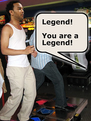 Legend! You are a Legend!