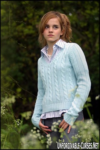 The Harry Potter Girl Emma Watson