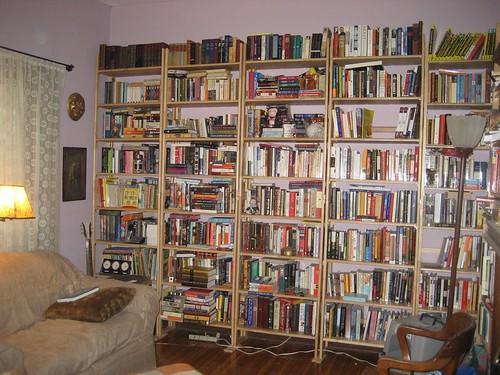 Library Reorganization