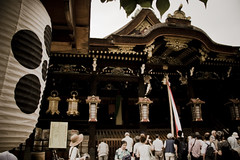 (Masahiro Makino) Tags: 20d japan canon eos kyoto shrine adobe lightroom f456 efs1785mm kitanotenmanguh