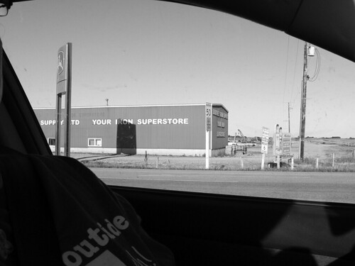 Saskatchewan's iron superstore