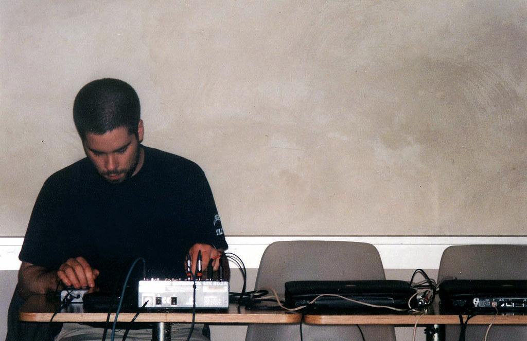Rhiz Club, February 1999.