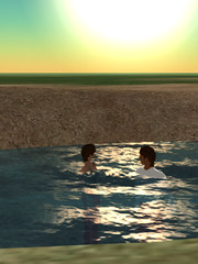 OpenSim Ruth: Sunset