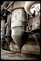 Sirup factory