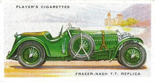 Frazer-Nash T.T. Replica - #21 por mando maniac.