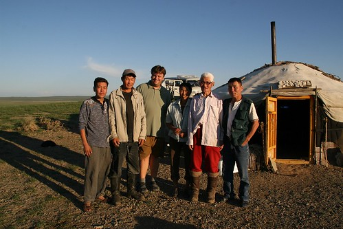 My Mongolian family