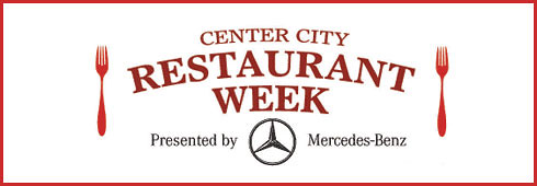 Center City Restaurant Week