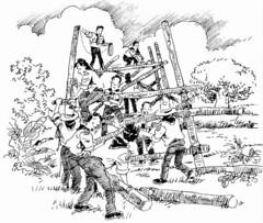 Membina Jambatan