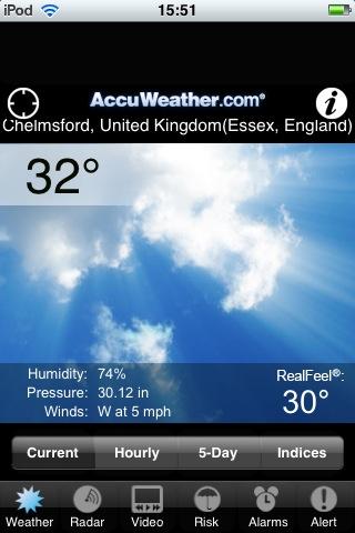 Freezing!