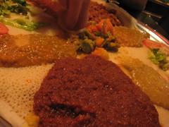 Restaurante Africano em Amsterdam - Abyssinia