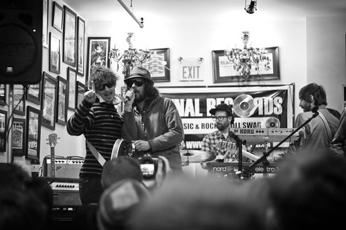 Broken Social Scene—May 9, 2010 @ Criminal Records