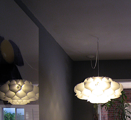 Phrena Pendant Lamp+My Living Room 2
