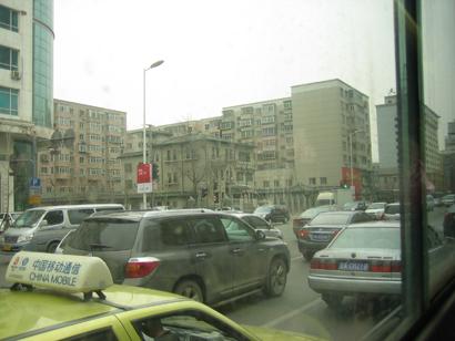 Traffic, China 03