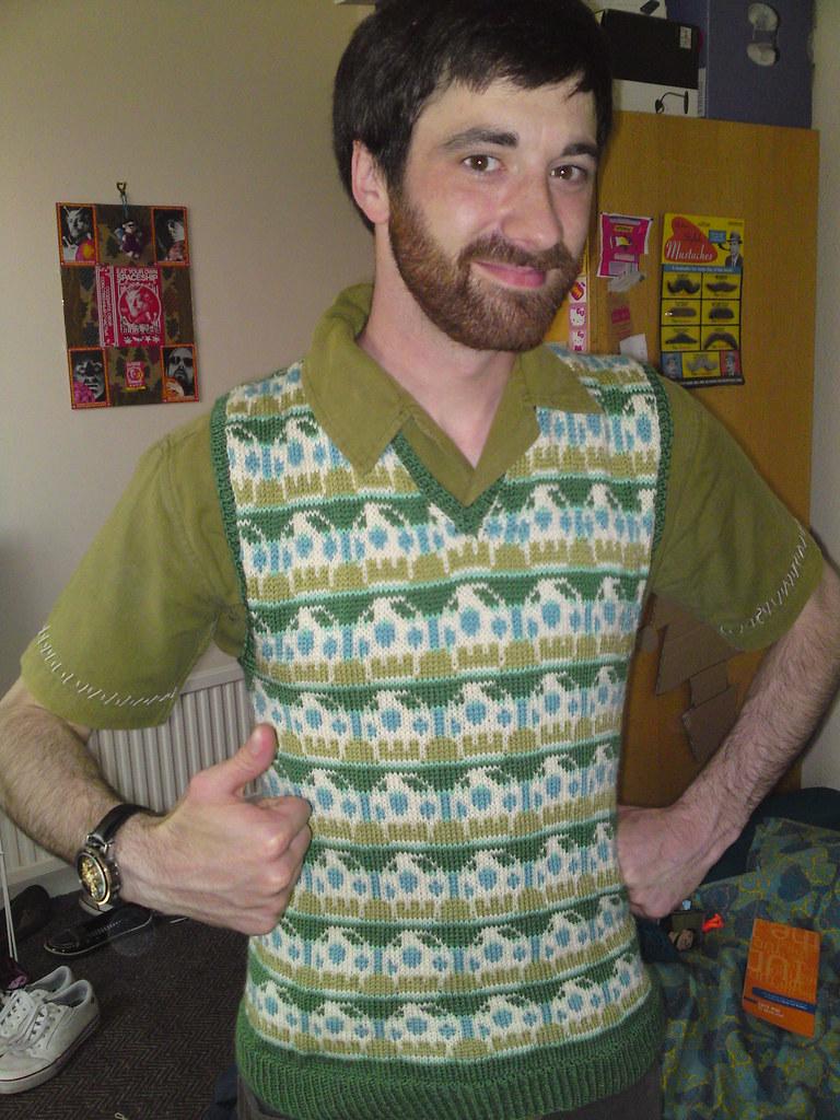 Phil's Nintendo Vest