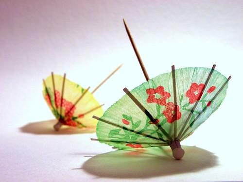day 175: parasols
